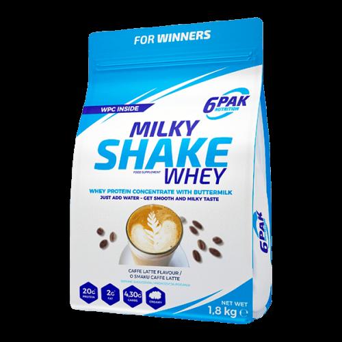 6PAK - Milky Shake Whey - 1800 g