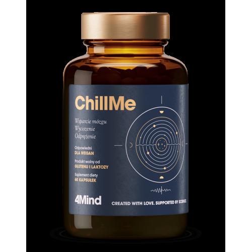 Health Labs - 4MIND ChillMe - 60 kapsułek