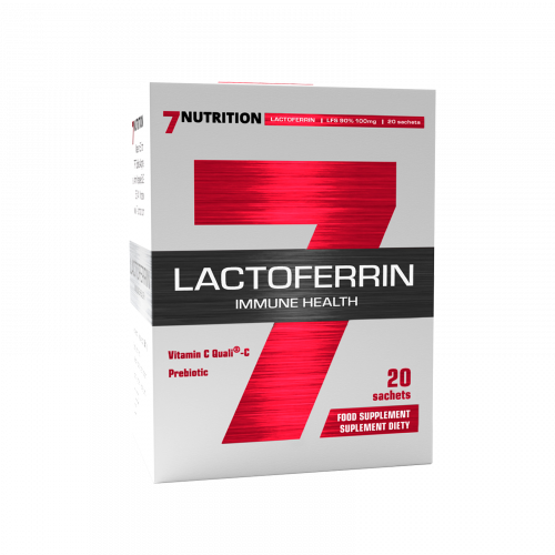 7nutrition - Lactoferrin - 20 saszetek