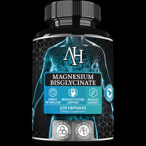 Apollo's Hegemony - Magnesium Bisglycinate - 120 kapsułek