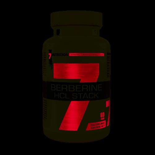 7Nutrition - Berberine HCL Stack - 60 kapsułek