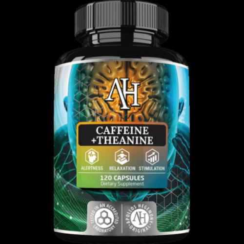 Apollo's Hegemony - Caffeine + Theanine - 120 kapsułek