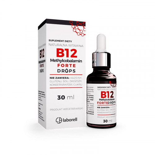 Laborell - B12 Forte Drops - 30 ml