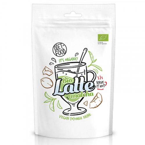 Diet-Food - BIO MATCHA LATTE - 200 g