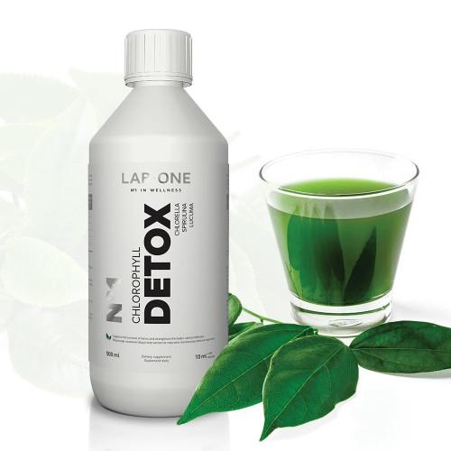 LAB ONE - N°1 Chlorophyll DETOX - 500 ml