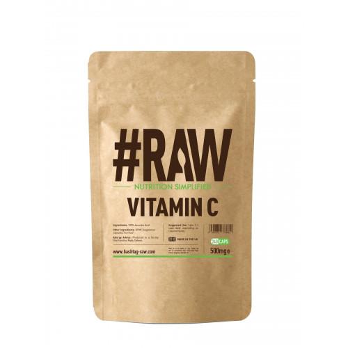 #RAW - Vitamin C - 240 kapsułek