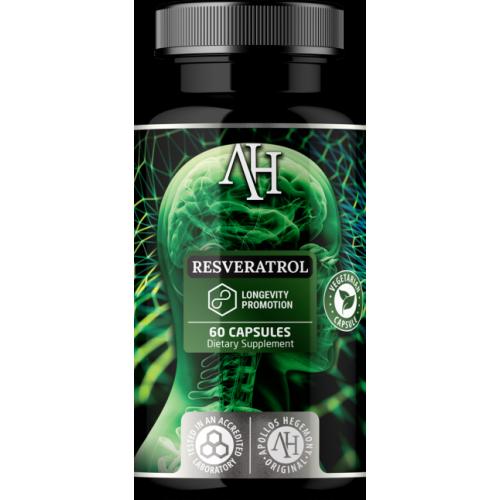 Apollo's Hegemony - Resveratrol - 60 kapsułek