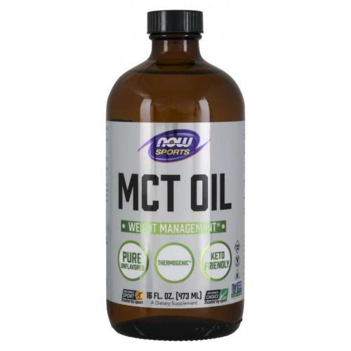 NOW - MCT Oil - 473 ml