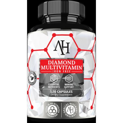 Apollo's Hegemony - DIAMOND Multivitamin - 120 kapsułek