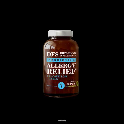 DFS - Allergy Relief Nr 7 PROBIOTYK - 60 kapsułek
