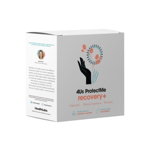 Health Labs - 4US ProtectMe Recovery+ - 30 saszetek