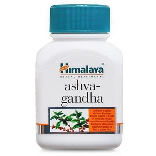 Himalaya - Ashvagandha - 60 kapsułek