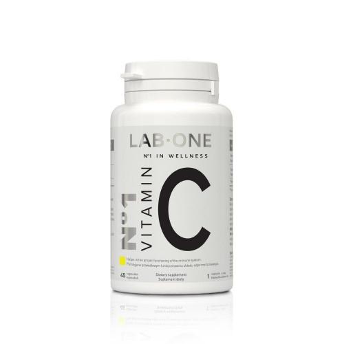 LAB ONE - N°1 Vitamin C - 45 kapsułek
