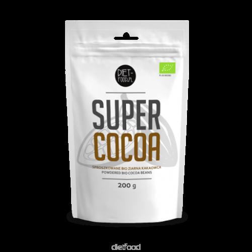 Surowe Kakao BIO&RAW - 200 g