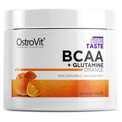 OstroVit - BCAA + Glutamine - 200 g