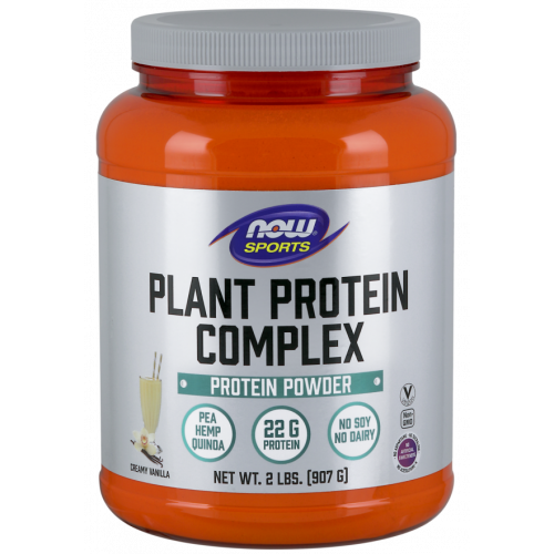NOW - Plant Protein Complex - 907 g