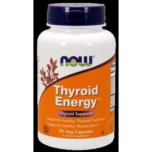 NOW - Thyroid Energy - 90 kapsułek