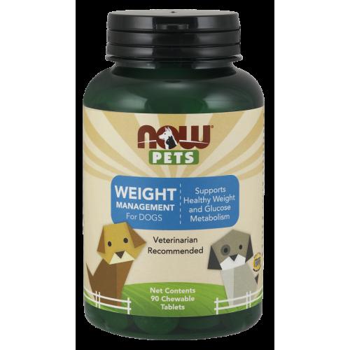 NOW Pets - Weight Management - 90 tabletek