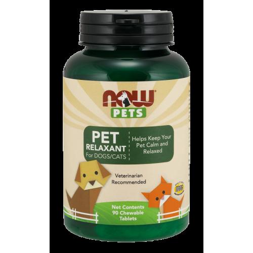 NOW Pets - Pet Relaxant - 90 tabletek