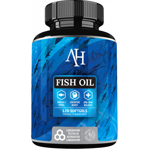 Apollo's Hegemony - Fish Oil 1000 mg - 120 kapsułek