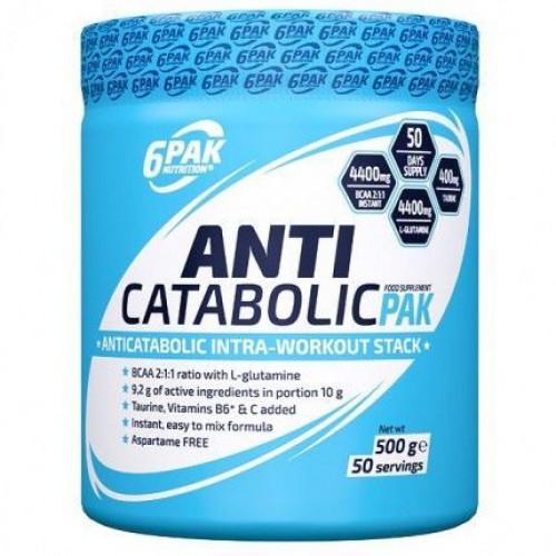 6PAK - Antycatabolic PAK - 500 g