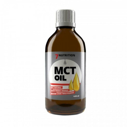 7Nutrition - MCT Oil - 400 ml