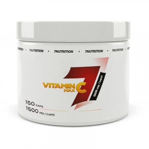 7Nutrition - Vitamin C MAX - 150 kapsułek