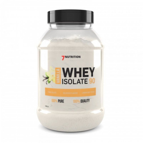 7Nutrition - Whey Isolate 90 - 500 g