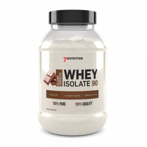 7Nutrition - Whey Isolate 90 - 1000 g