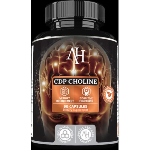 Apollo's Hegemony - CDP Choline - 90 kapsułek