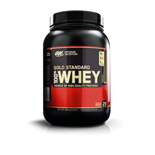 Optimum Nutrition - 100% Whey Gold Standard - 908 g