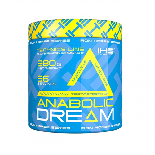 Iron Horse - Anabolic Dream - 280 g