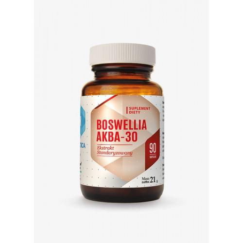 Hepatica - Boswellia AKBA-30 - 90 kapsułek