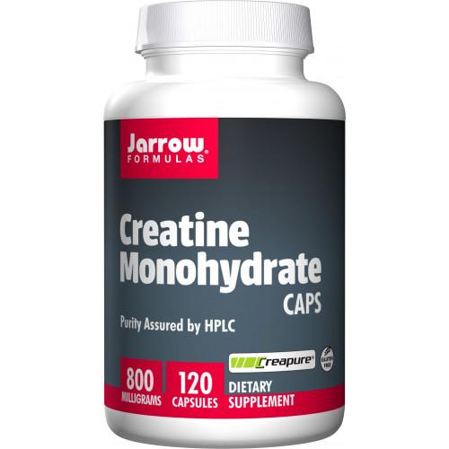Jarrow - Creatine Monohydrate Caps - 120 kapsułek