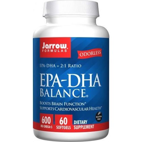 Jarrow - EPA-DHA Balance - 60 kapsułek