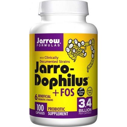 Jarrow - Jarro-Dophilus + FOS - 100 kapsułek