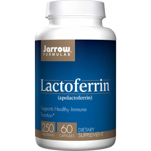 Jarrow - Lactoferrin 250 mg - 60 kapsułek