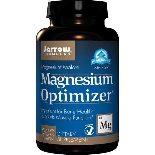 Jarrow - Magnesium Optimizer - 200 tabletek