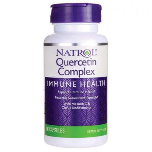 Natrol - Quercetin Complex - 50 kapsułek