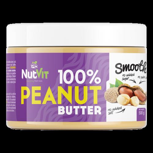 NutVit - 100% Peanut Butter - 500 g