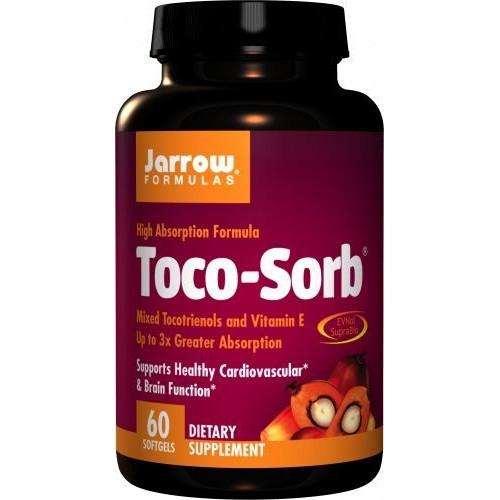 Jarrow - Toco-Sorb - 60 kapsułek