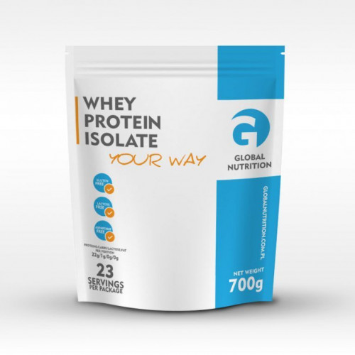 Global Nutrition - Whey Protein Isolate - 700 g
