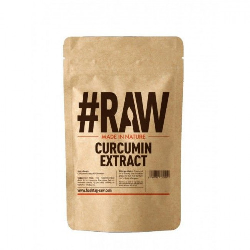 #RAW - Curcumin Extract - 50g