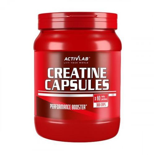 Activlab - Creatine Capsules - 300 kapsułek