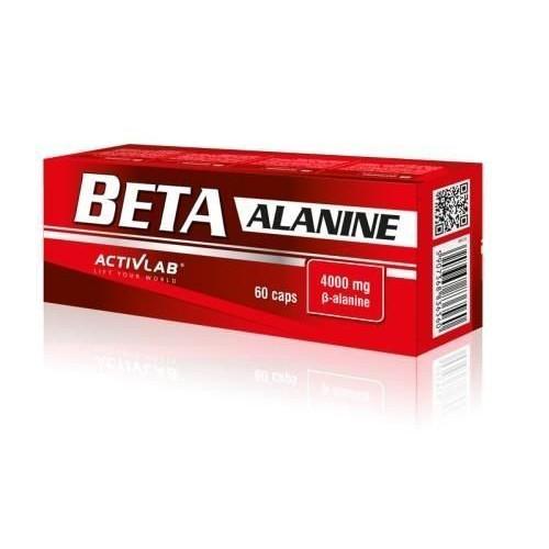 Activlab - Beta Alanine - 120 kapsułek