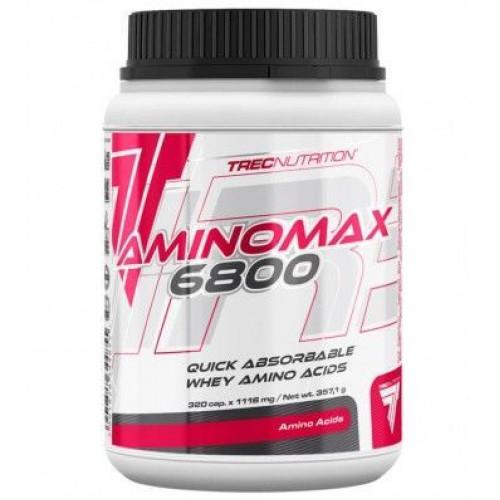 Trec - Amino Max 6800 - 160 kapsułek