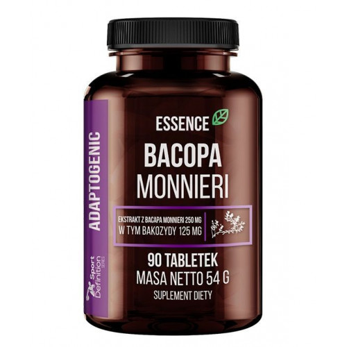 Essence - Bacopa Monnieri - 90 tabletek