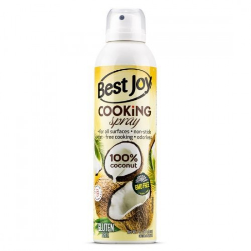 Best Joy - Coconut Oil Cooking Spray - 250 ml