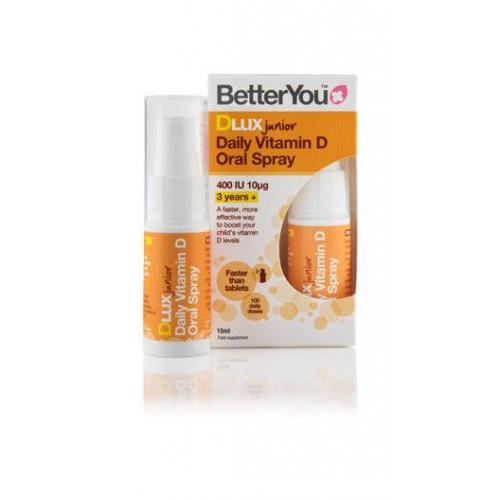 BetterYou - DLux Junior - 15 ml