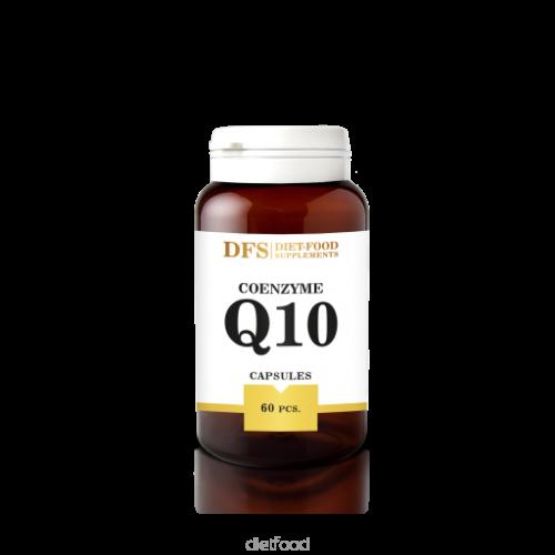 DFS - Koenzym Q10 - 60 kapsułek